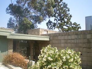 Frank Lloyd Wright - Textile Block